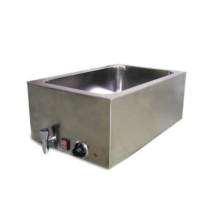 Omcan Single Pan Food Warmer SB9000 - 1200 Watts