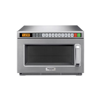 Panasonic Heavy Duty Commercial Microwave Oven NE-1752CPR - 1700 W