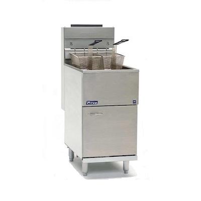 Pitco Solstice Commercial Gas Fryer VF-35S - 70,000 BTU/Hr