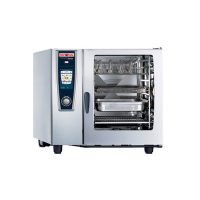 Rational Self Cooking Center Electric Combi Oven 102-E - 381 Lb