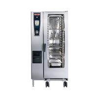 Rational Self Cooking Center Electric Combi Oven 201-E - 588Lb