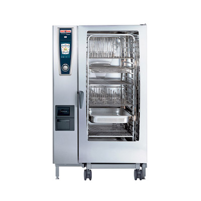 Rational Self Cooking Center Electric Combi Oven 202-E - 761 Lb