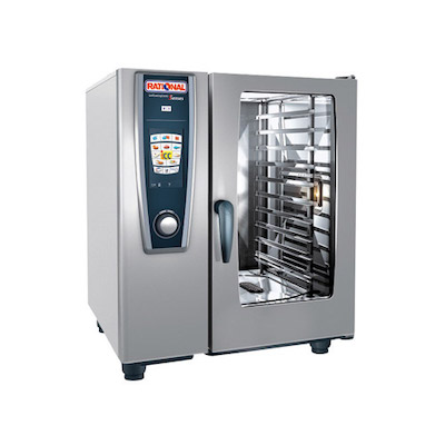 Rational Self Cooking Center Gas Combi Oven 101-G - 359 Lb