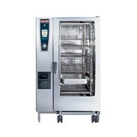 Rational Self Cooking Center Gas Combi Oven 202-G - 823 Lb