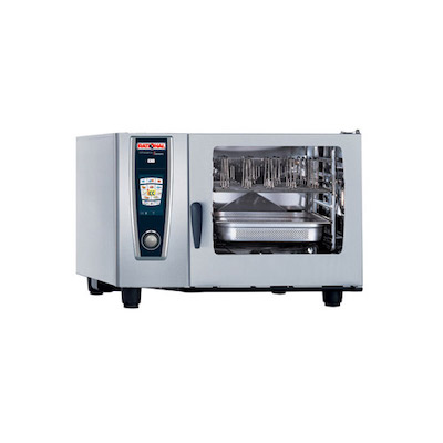 Rational Self Cooking Center Gas Combi Oven 62-G - 373 Lb