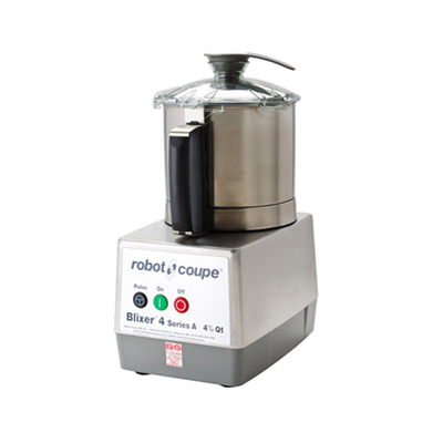 BLIXER 4 Robot Coupe Blixer Food Processor BLIXER 4 - 4.5 Qt