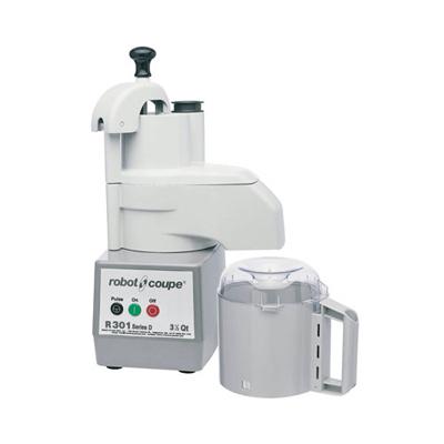 Robot Coupe Combination Food Processor R 301 - 3.5 Qt Grey Bowl