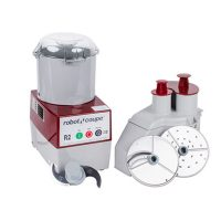 Robot Coupe Combination Food Processor R2N - 3 Qt Grey Bowl