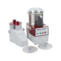 R2N-ULTRA Robot Coupe Continuous Feed Food Processor R2N-ULTRA - 3 Qt Stainless Steel Bowl