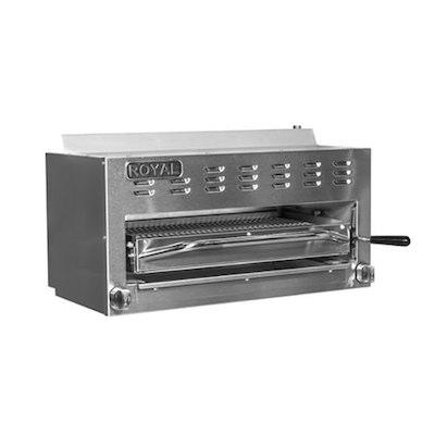 Royal Commercial Salamander Broiler RSB-24 - 17,500 BTU/Hr