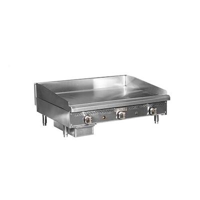 Royal Range Commercial Countertop Griddle RMG-24 - 60,000 BTU/Hr