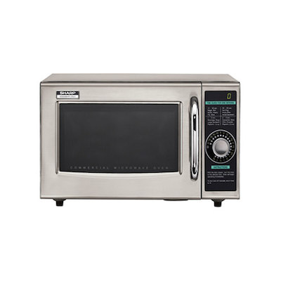 R-21LCF Sharp Moderate Duty Commercial Microwave Oven R-21LCF - 1000 W