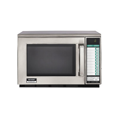 R-21LVF Sharp Moderate Duty Commercial Microwave Oven R-21LVF - 1000 W