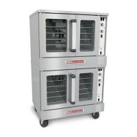 Southbend Full Size Electric Convection Oven BES-27SC - Double Deck