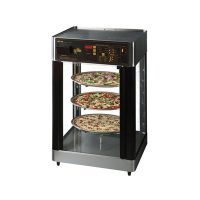 Star Commercial Pizza Warmer HFD2ACR - 3 Tier