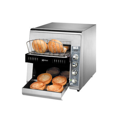 QCS1-350 Star Conveyor Toaster QCS1-350 - 350 Slices / Hr