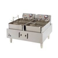 530TF Star Max Commercial Countertop Electric Fryer 530TF - 30Lb