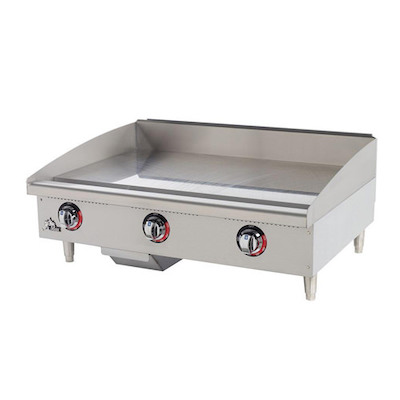 636MF Star Max Commercial Gas Griddle 636MF - 84,900 BTU/Hr