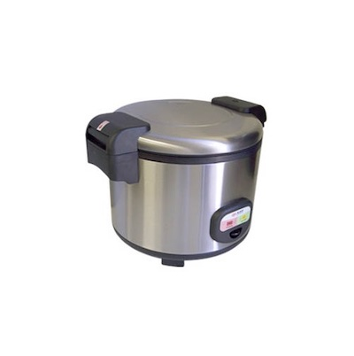 Sunpentown Commercial Rice Cooker And Warmer SC-1630 - 30Cups
