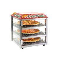 Tomlinson Commercial Pizza Warmer 1023226 - 3 Tier