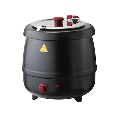 Tomlinson Glenray Soup Warmer 1021805 - 10.5 QT