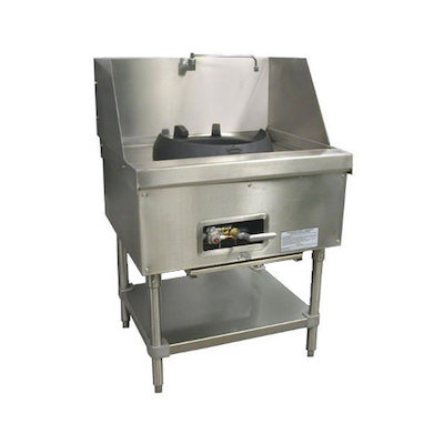 Town Commercial Chinese Wok Range Y-3-STD - 3Chamber