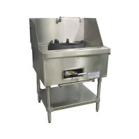 Town Commercial Chinese Wok Range Y-4-STD - 4Chamber