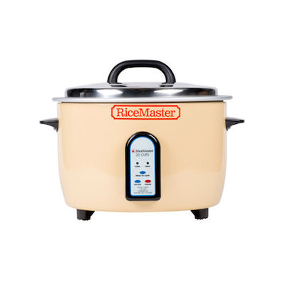 57155 Town Commercial Electric Rice Cooker 57155 - 55Cups