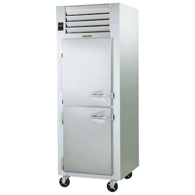 G14301 Traulsen Hot Food Holding Cabinet G14301 - Half Door