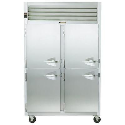 G24303 Traulsen Hot Food Holding Cabinet G24302 - Half Door