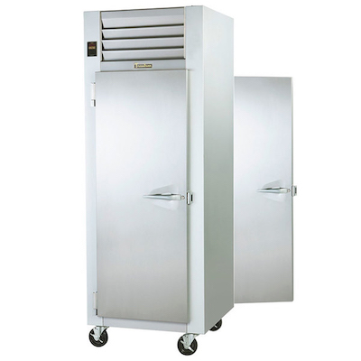 Traulsen Pass-Through Hot Food Holding Cabinet G14314P - Full Door
