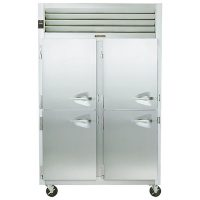 Traulsen Pass-Through Hot Food Holding Cabinet G24305P - Half Door