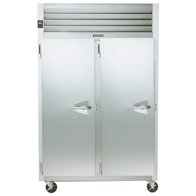 Traulsen Pass-Through Hot Food Holding Cabinet G24315P - Full Door