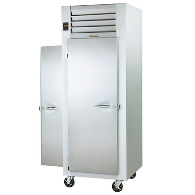 Traulsen Pass-Through Hot Food Holding Cabinet G14315P - Full Door