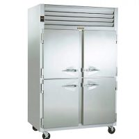 Traulsen Pass-Through Hot Food Holding Cabinet G24304P - Half Door
