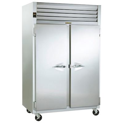 Traulsen Pass-Through Hot Food Holding Cabinet G24314P - Full Door