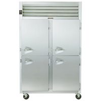 Traulsen Pass-Through Hot Food Holding Cabinet G24307P - Half Door
