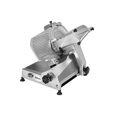 "Univex Manual Meat Slicer 8713M - 13"", Gravity Feed"