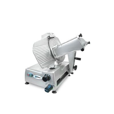 """Univex Semi Automatic Meat Slicer 6612S - 12"""", Gravity Feed"""