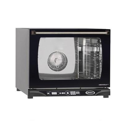 Unox LineMiss Countertop Electric Convection Oven XAFT-130 - 4 Shelves, Digital