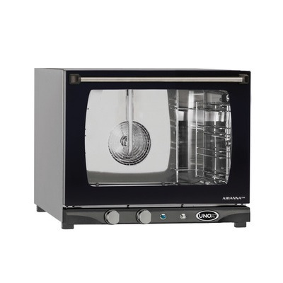 Unox LineMiss Countertop Electric Convection Oven XAFT-133 - 4 Shelves, Manual