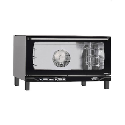 Unox LineMiss Countertop Electric Convection Oven XAFT-180 - 3 Shelves, Digital