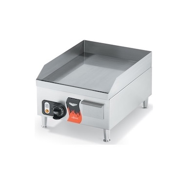 40715 Vollrath Commercial Electric Griddle 40715 - 1800Watts