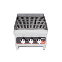 407292 Vollrath Commercial Gas Charbroiler 407292 - 60,000 BTU/Hr