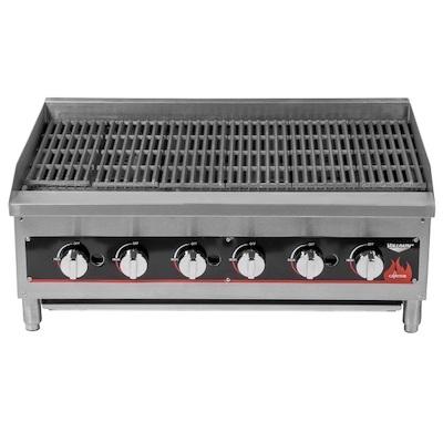 407312 Vollrath Commercial Gas Charbroiler 407312 - 120,000 BTU/Hr