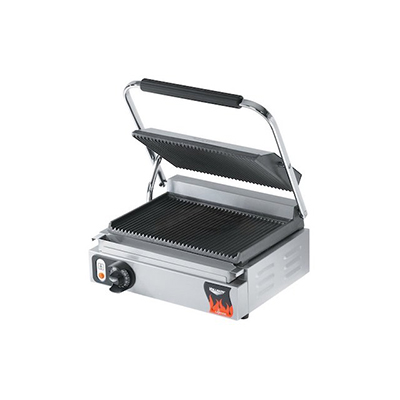 40794 Vollrath Commercial Grooved Sandwich Grill 40794 - Single