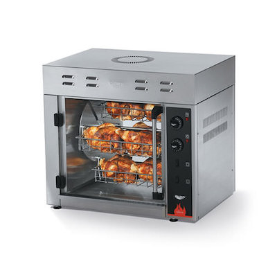 40704 Vollrath Electric Rotisserie Oven 40704 - 2700 W