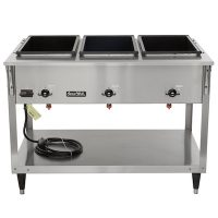 38213 Vollrath Serve Well Hot Food Table 38213 - 3 Wells