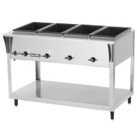Vollrath Serve Well Hot Food Table 38214 - 4 Wells