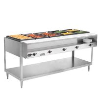 38105 Vollrath ServeWell Electric Hot Food Table 38105 - 5 Wells